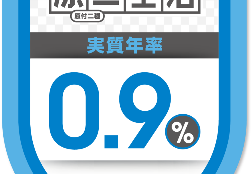 HONDA原付二種実質年率0.9%クレジットキャンペーン