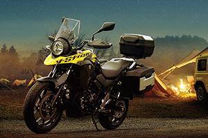 V-Strom250ツーリングサポートキャンペーン